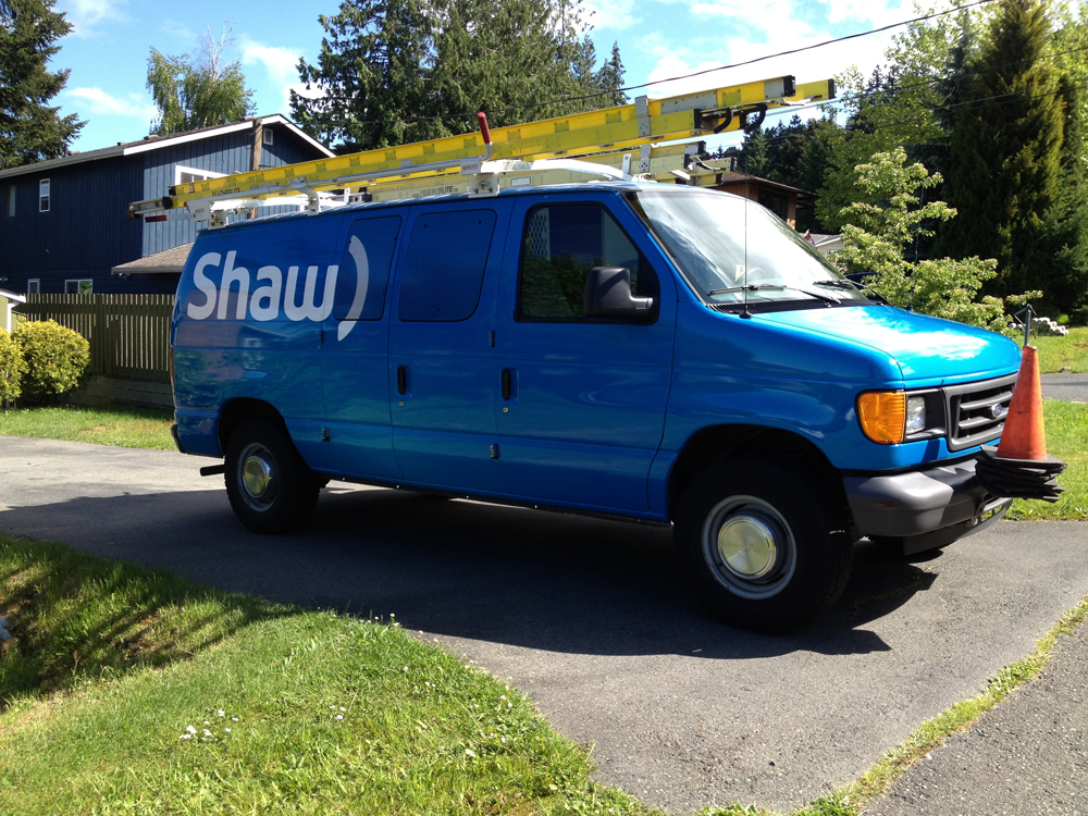 how to cancel shaw cable