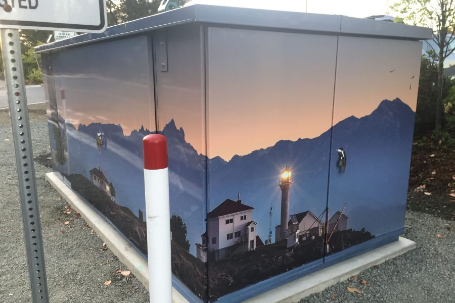City of Nanaimo Dover Kiosk 2