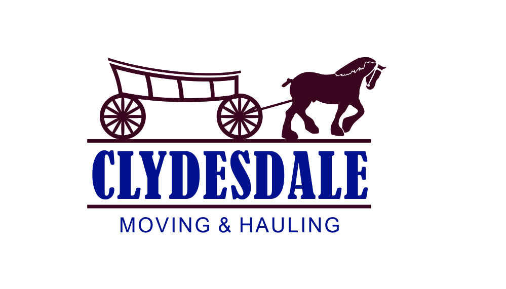 Clydesdale Moving Logo