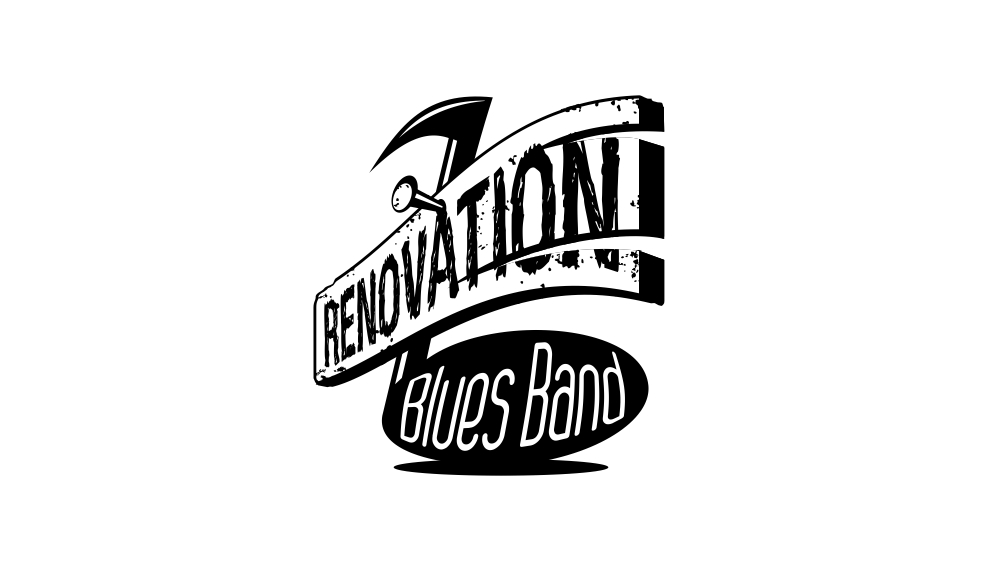 The Renovation Blues Band logo