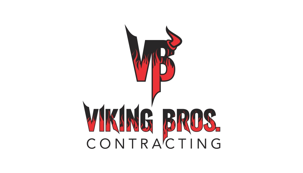 Viking Bros Contracting Logo