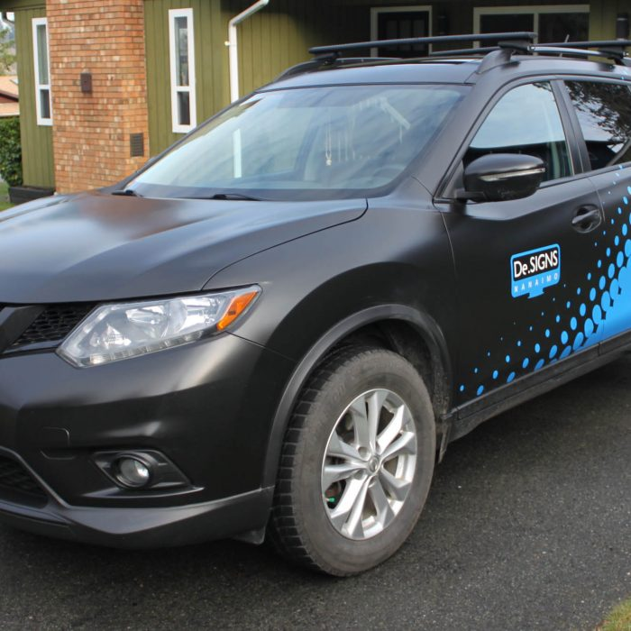 DeSigns Nanaimo Vehicle Wrap 5