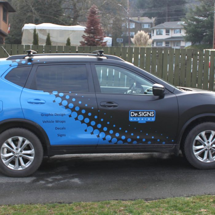 DeSigns Nanaimo Vehicle Wrap 6
