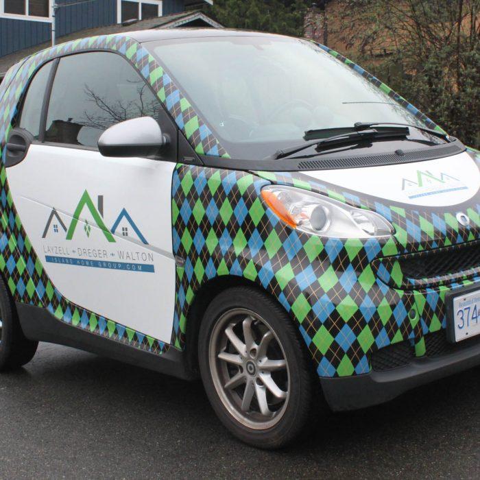 Real Estate Vehicle Wrap 3