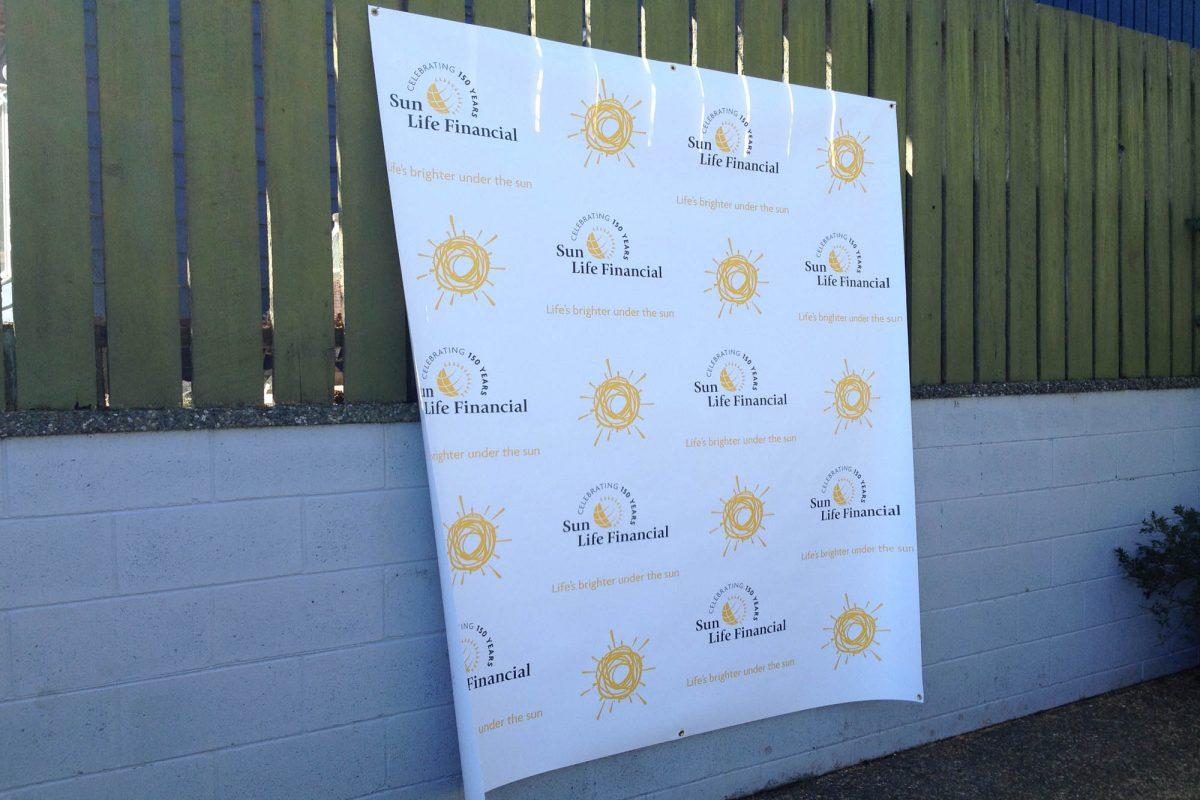 Sun Life Event Banner