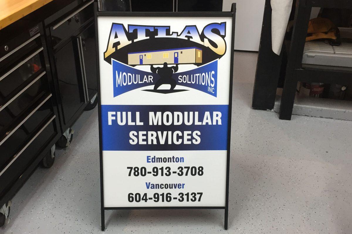 Atlas Modular Metal A-Frame