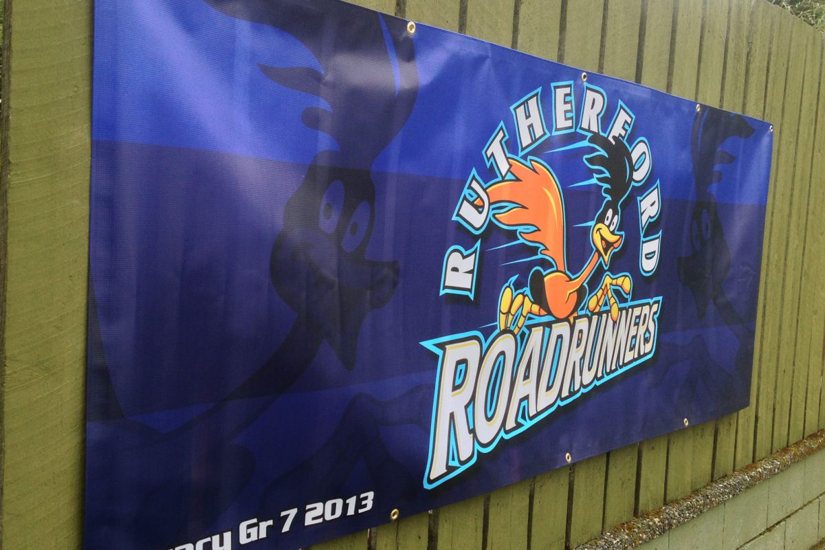 Rutherford School Banner 2