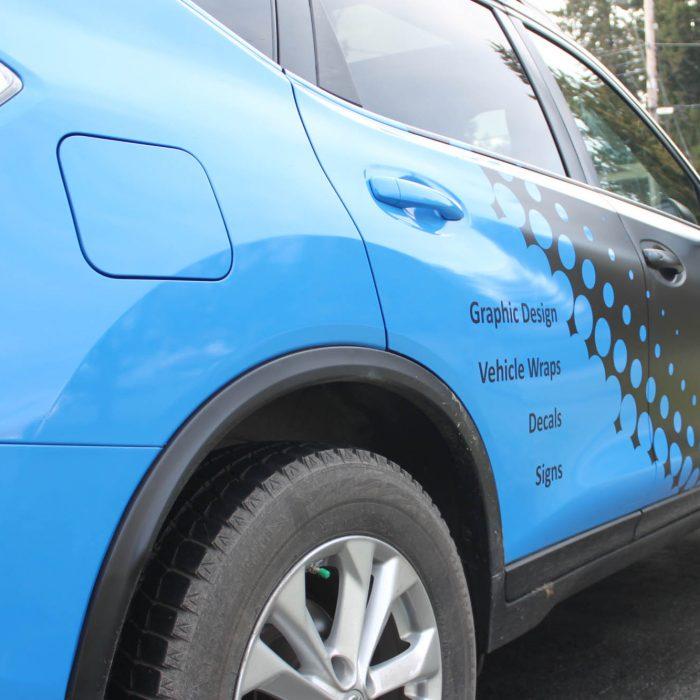 DeSigns Nanaimo Vehicle Wrap 3