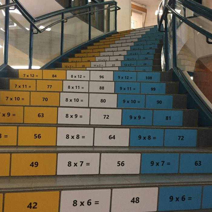 School Stairs Wrap 3